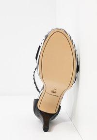 Tamaris - High Heel Sandalette - black - 6
