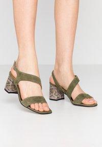 Tamaris - Sandals - agave - 1