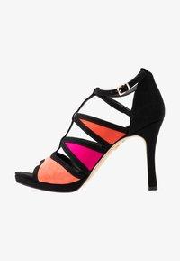 Tamaris - High heeled sandals - black - 1