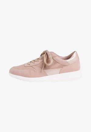 Sneaker low - old rose