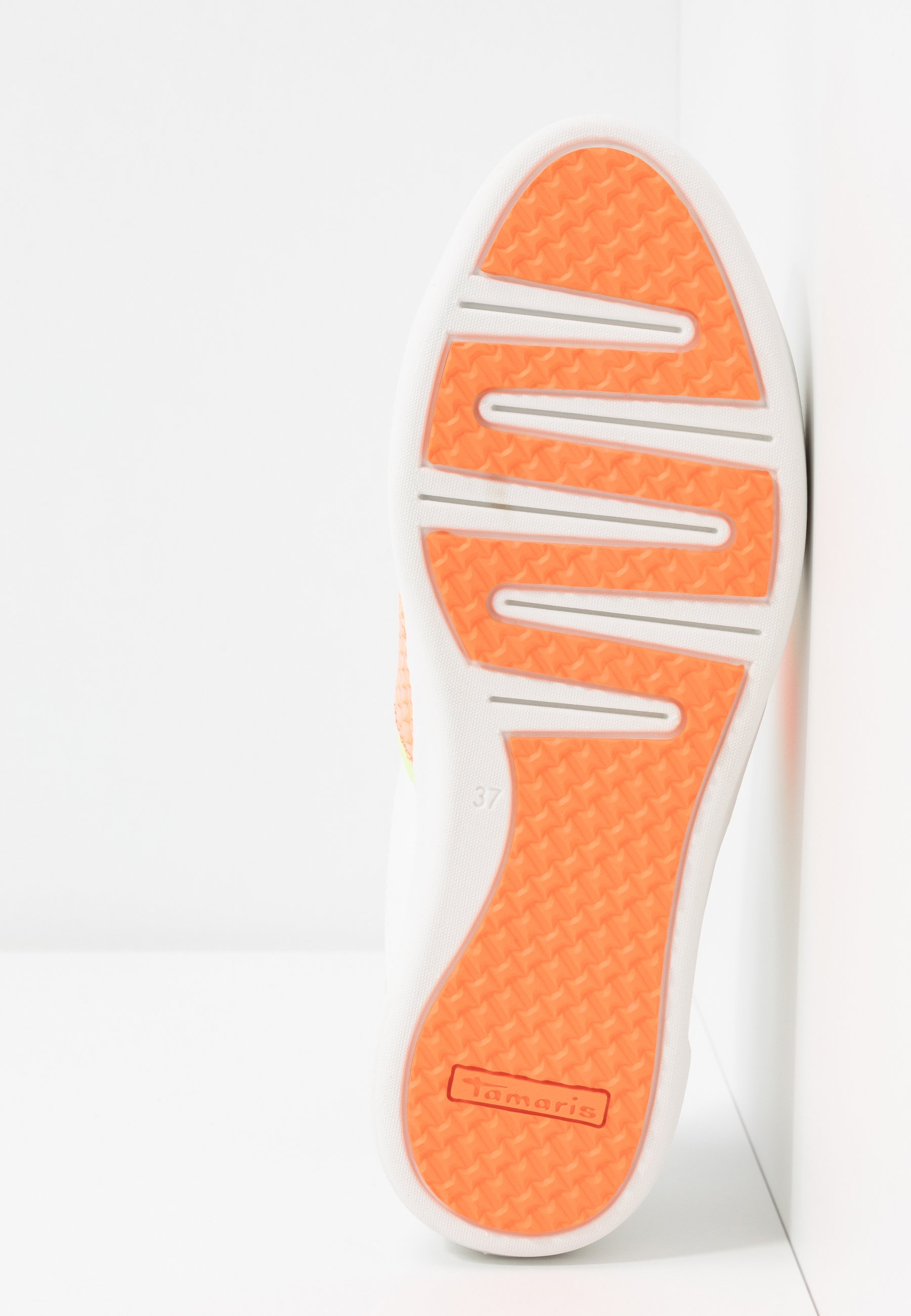 Tamaris Sneakers Basse - White/light Neon FmWSG5C
