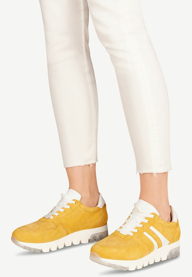 LACE-UP - Sneakers laag - sun