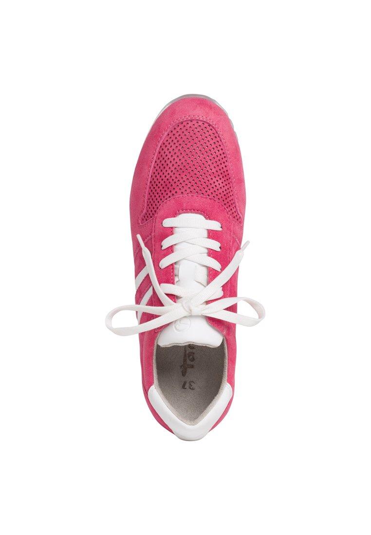 Tamaris LACE-UP - Sneaker low - light pink IFop9y