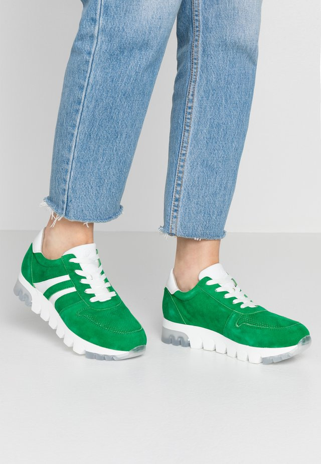 LACE-UP - Trainers - green