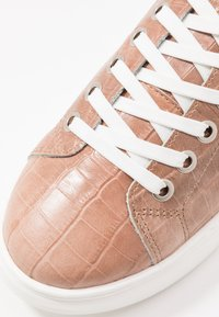 Tamaris - LACE-UP - Trainers - mauve - 2