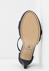 Tamaris - Sandalen met hoge hak - navy glam - 6