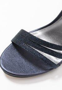 Tamaris - Sandalen met hoge hak - navy glam - 2