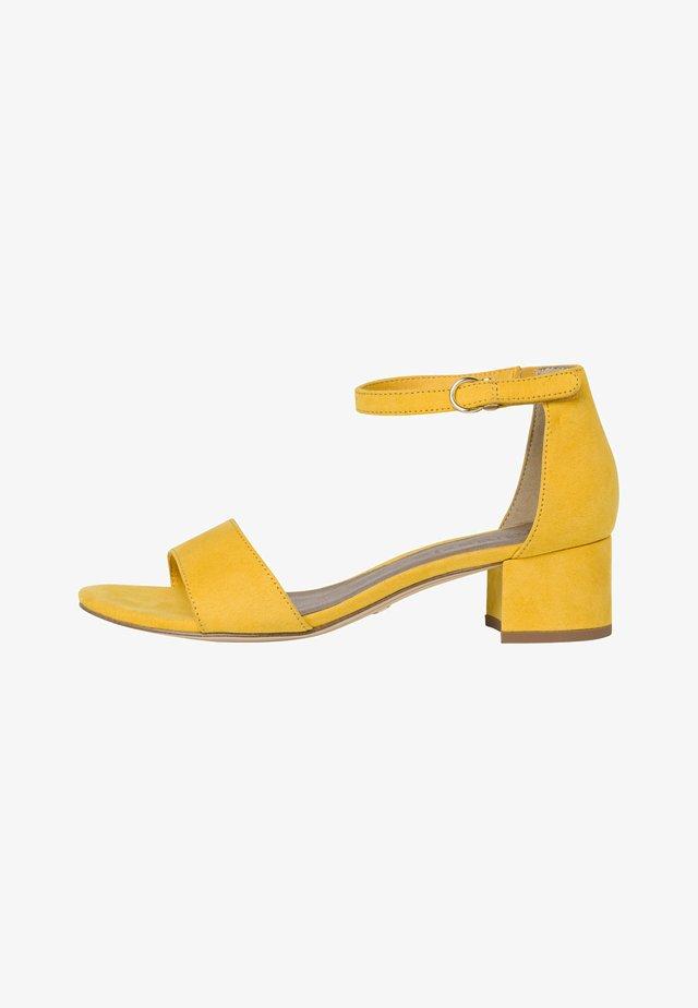 WOMS SANDALS - Sandalen met enkelbandjes - sun