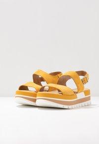 Tamaris - Platform sandals - sun - 4