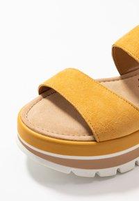 Tamaris - Platform sandals - sun - 2