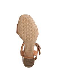 Tamaris - Sandals - cognac - 3