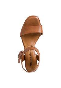 Tamaris - Sandals - cognac - 1