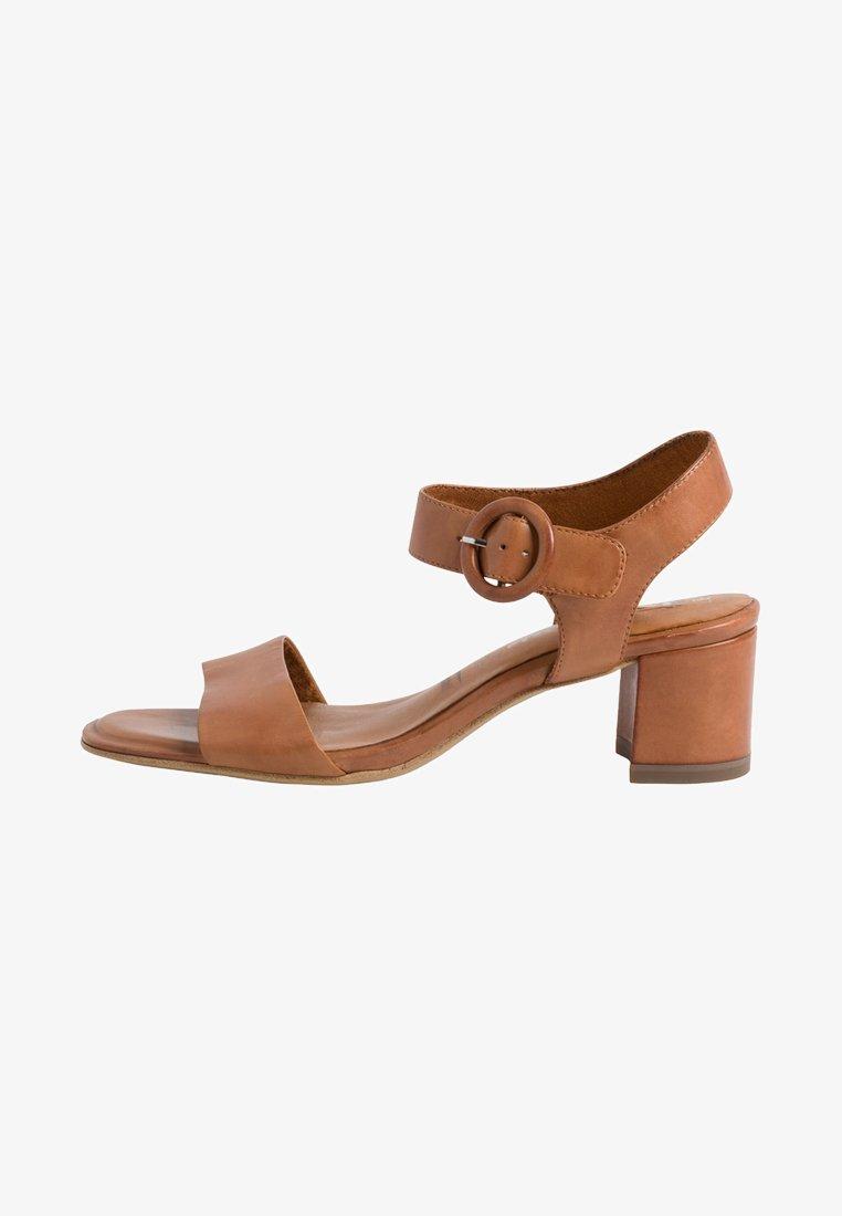 Tamaris - Sandals - cognac