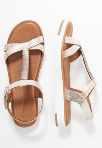 Tamaris - Sandals - champagne/metallic - 4