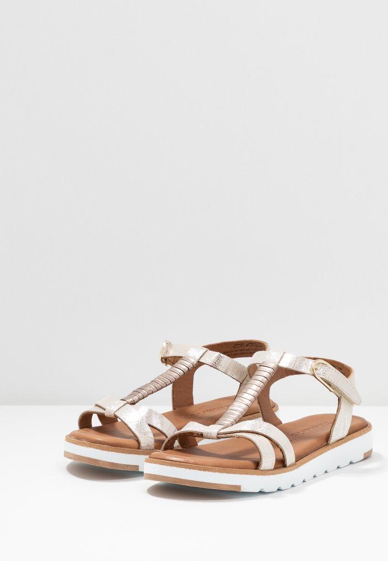 Tamaris - Sandals - champagne/metallic
