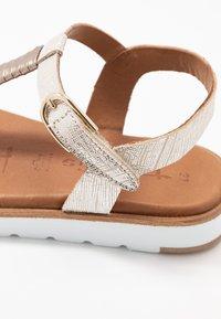 Tamaris - Sandals - champagne/metallic - 3