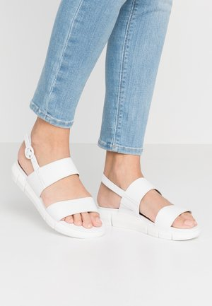 WOMS SANDALS - Walking sandals - white