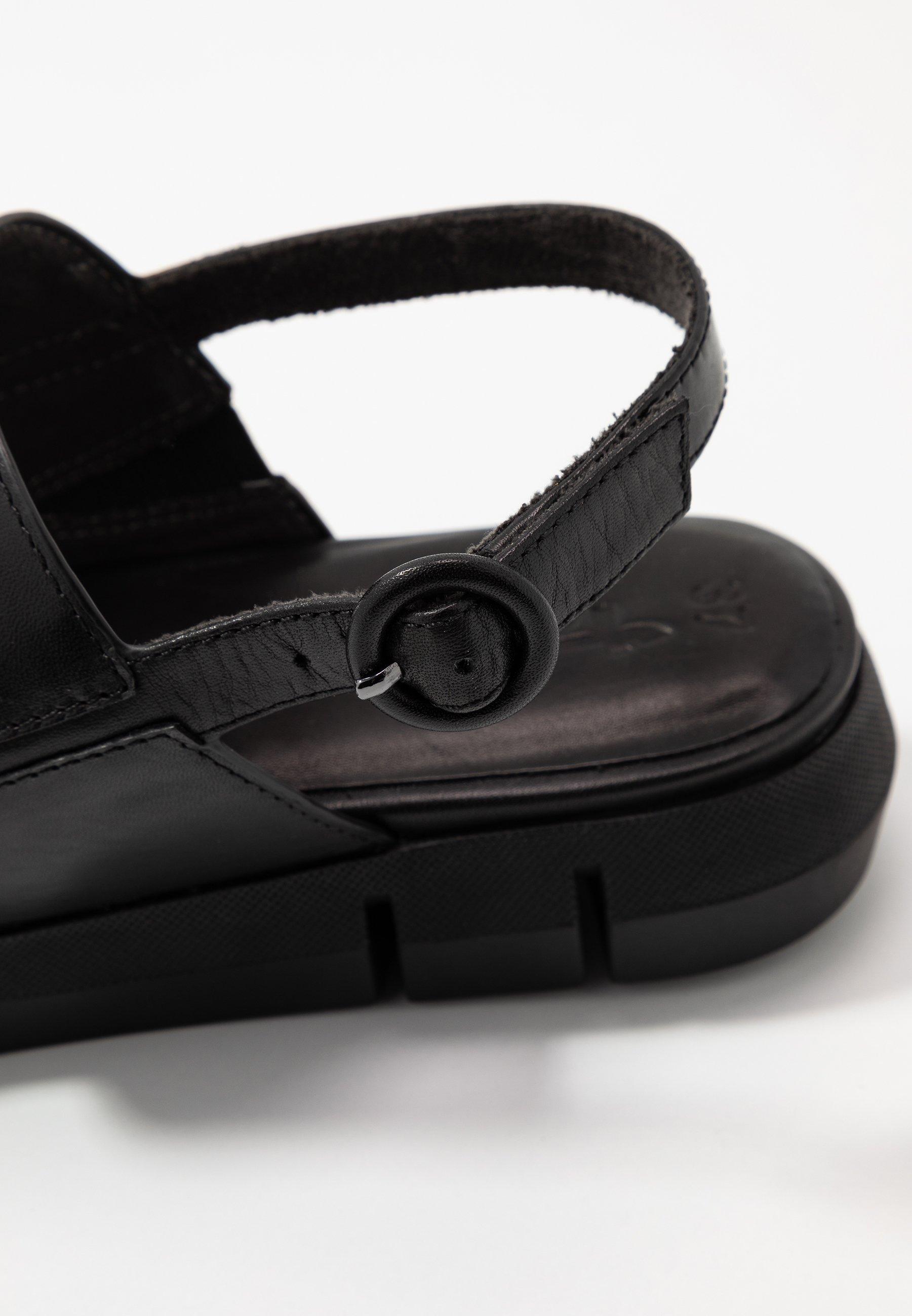 Tamaris Woms Sandals - Trekkingsandaler Black