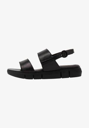 WOMS SANDALS - Walking sandals - black