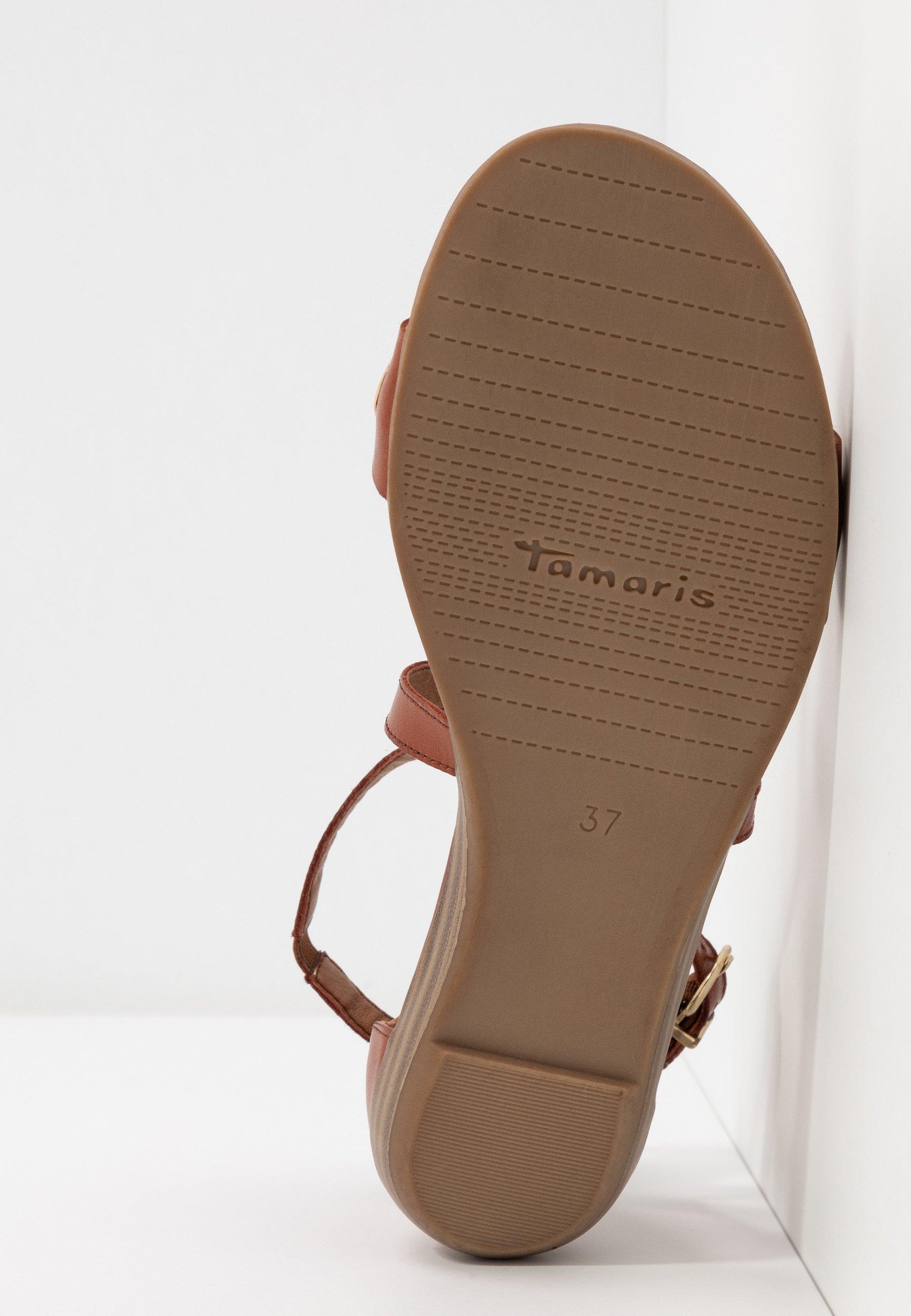 Tamaris Sandales - Brandy Comb E4W9muT