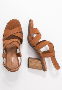 Tamaris - Sandals - muscat - 3