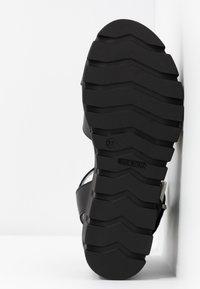 Tamaris - Platform sandals - black - 6