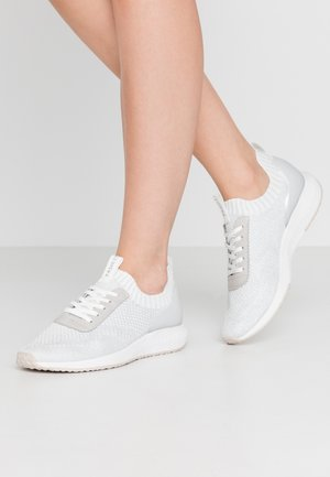 Sneakers - silver grey