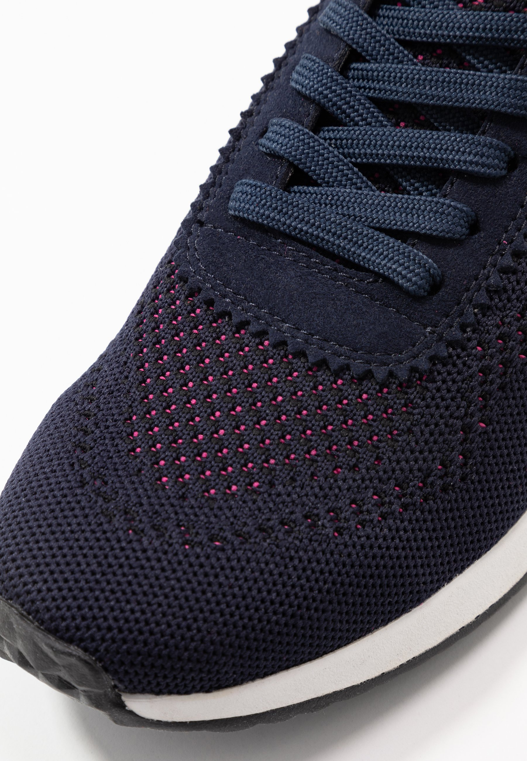 Tamaris Fashletics Sneakers basse - navy/magenta cMQBN4Sj