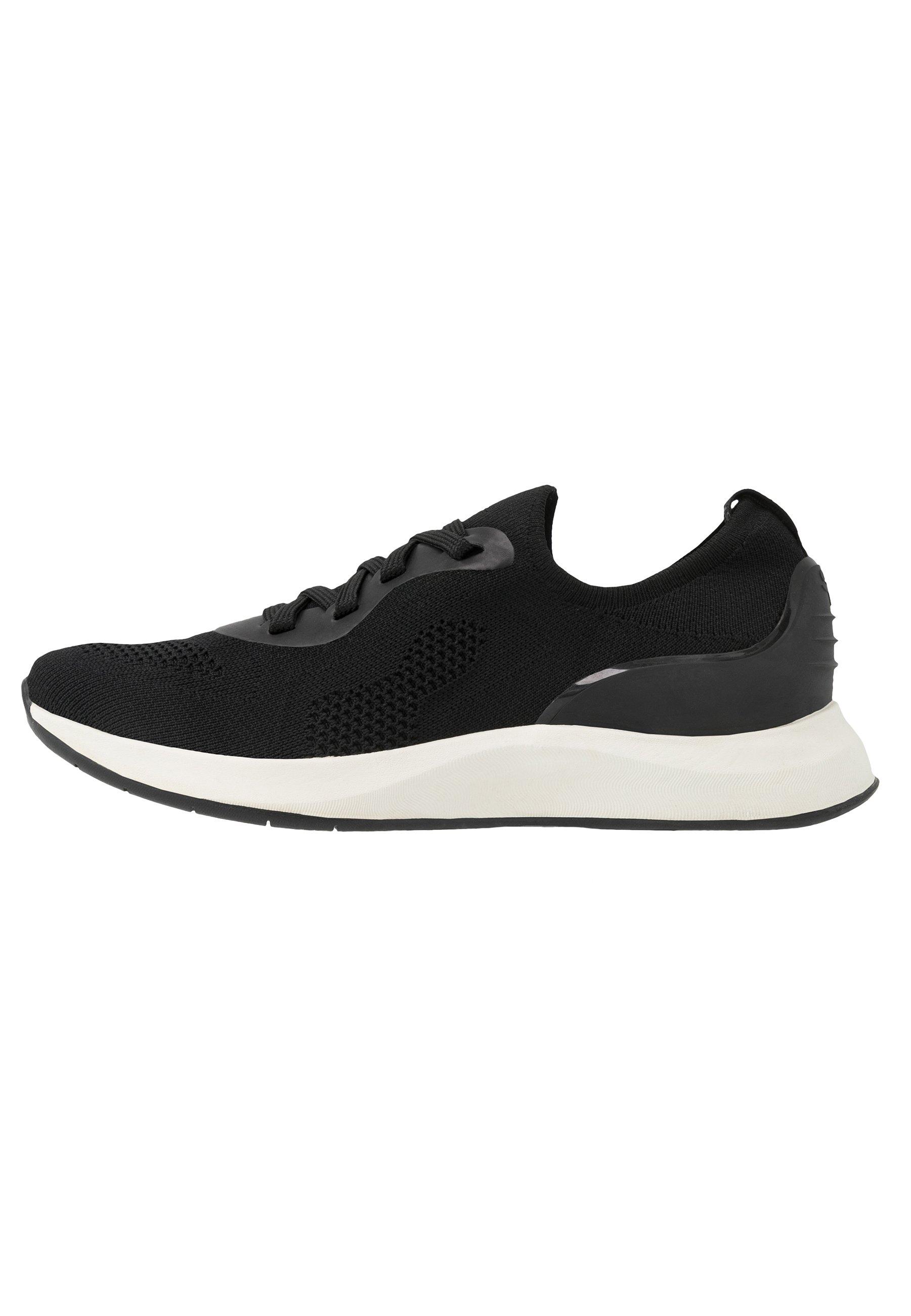 Tamaris Fashletics Sneakers Laag - Black Goedkope Schoenen