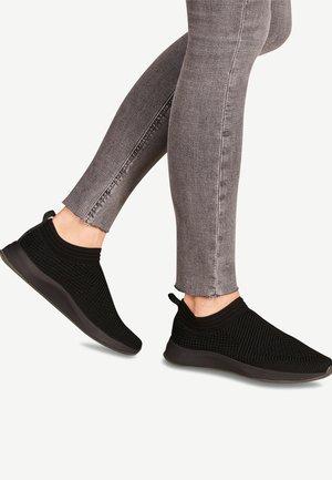 Sneakers - black uni