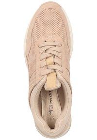 Tamaris - Sneakersy niskie - light pink - 1