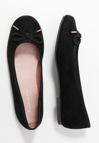 Tamaris - Ballet pumps - black - 3