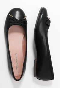 Tamaris - Ballet pumps - black matt - 3