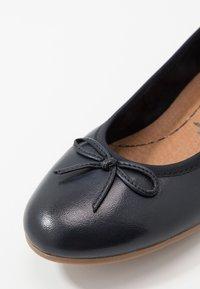Tamaris - WOMS  - Ballet pumps - navy - 2