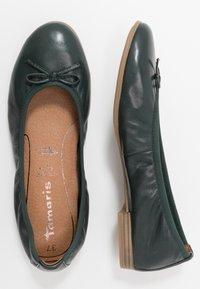 Tamaris - WOMS  - Ballet pumps - bottle - 3