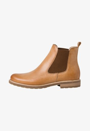 CHELSEA BOOT - Bottines - camel
