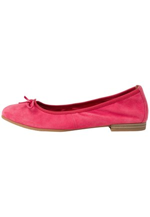 BALLERINA - Ballet pumps - coral