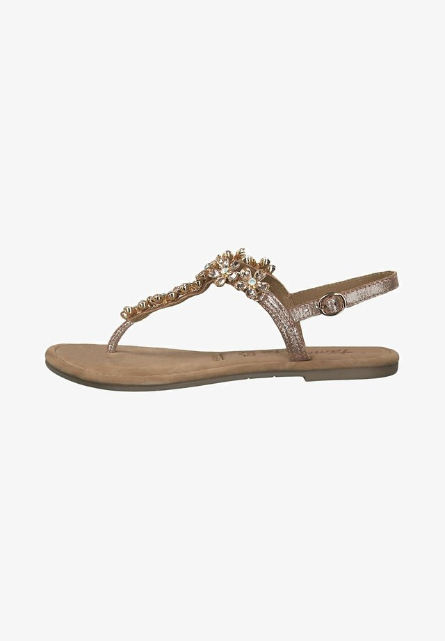 TAMARIS SANDALE - Teensandalen - rose