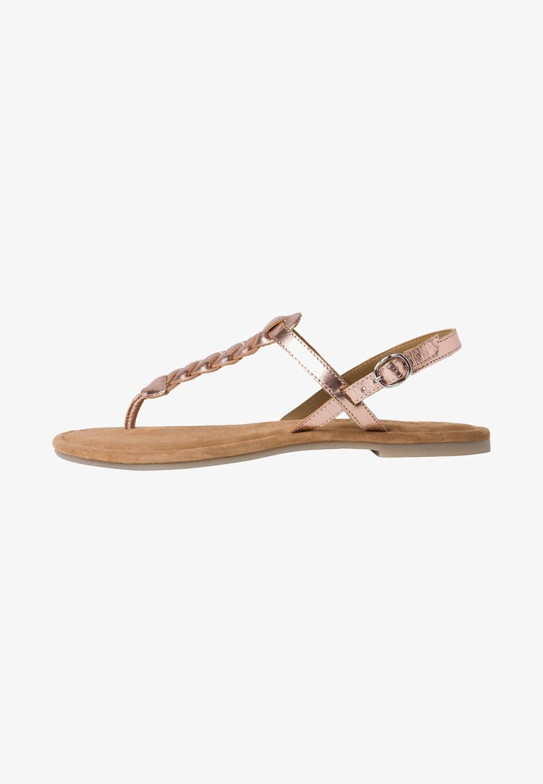 Tamaris - Teensandalen - pink metallic