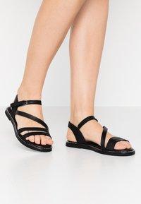 Tamaris - Sandals - black - 0