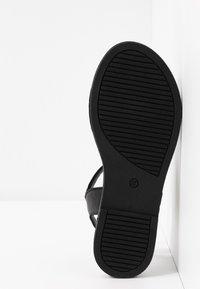 Tamaris - Sandals - black - 6
