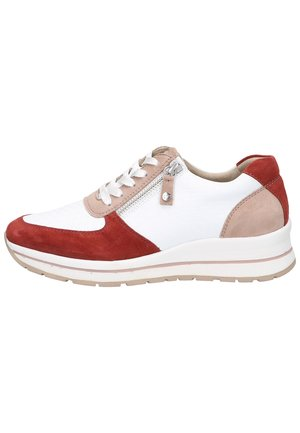 Trainers - wht/ruby comb 148