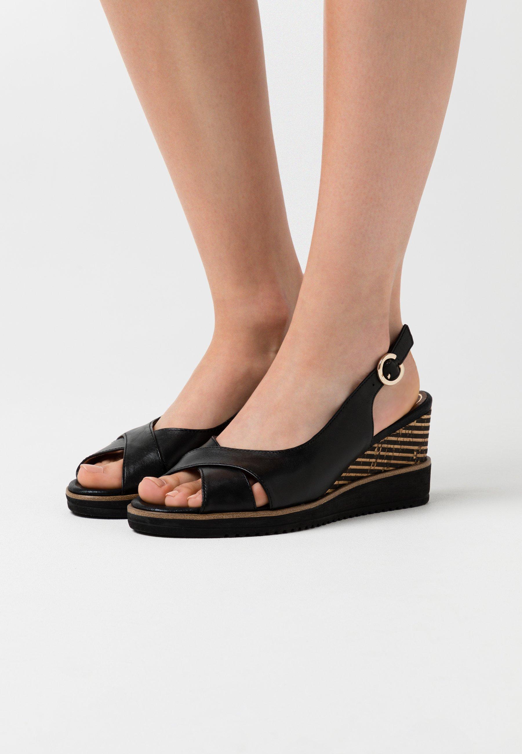 sandales compensees zalando,baskets compensees kookai