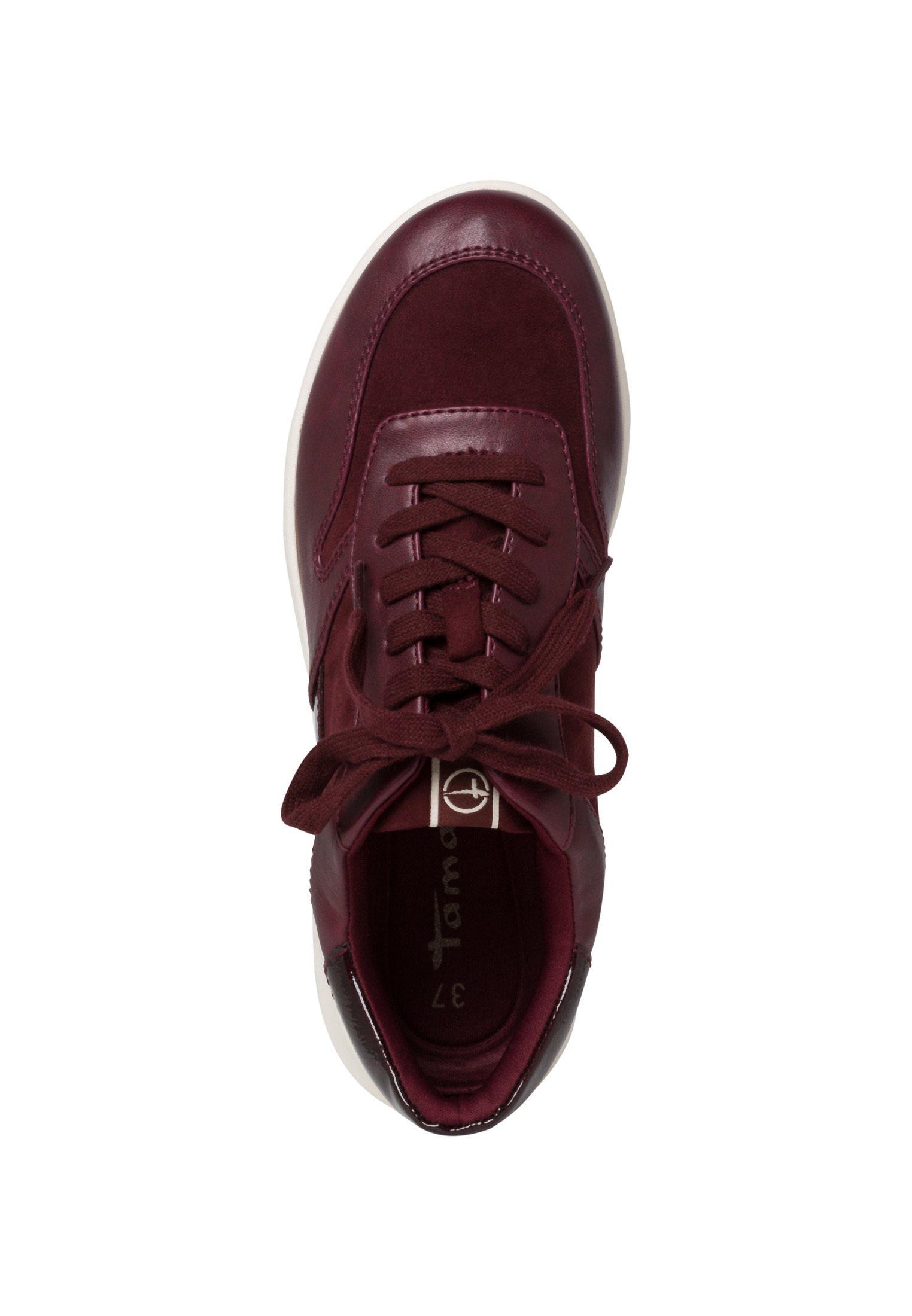 Sneakers merlot