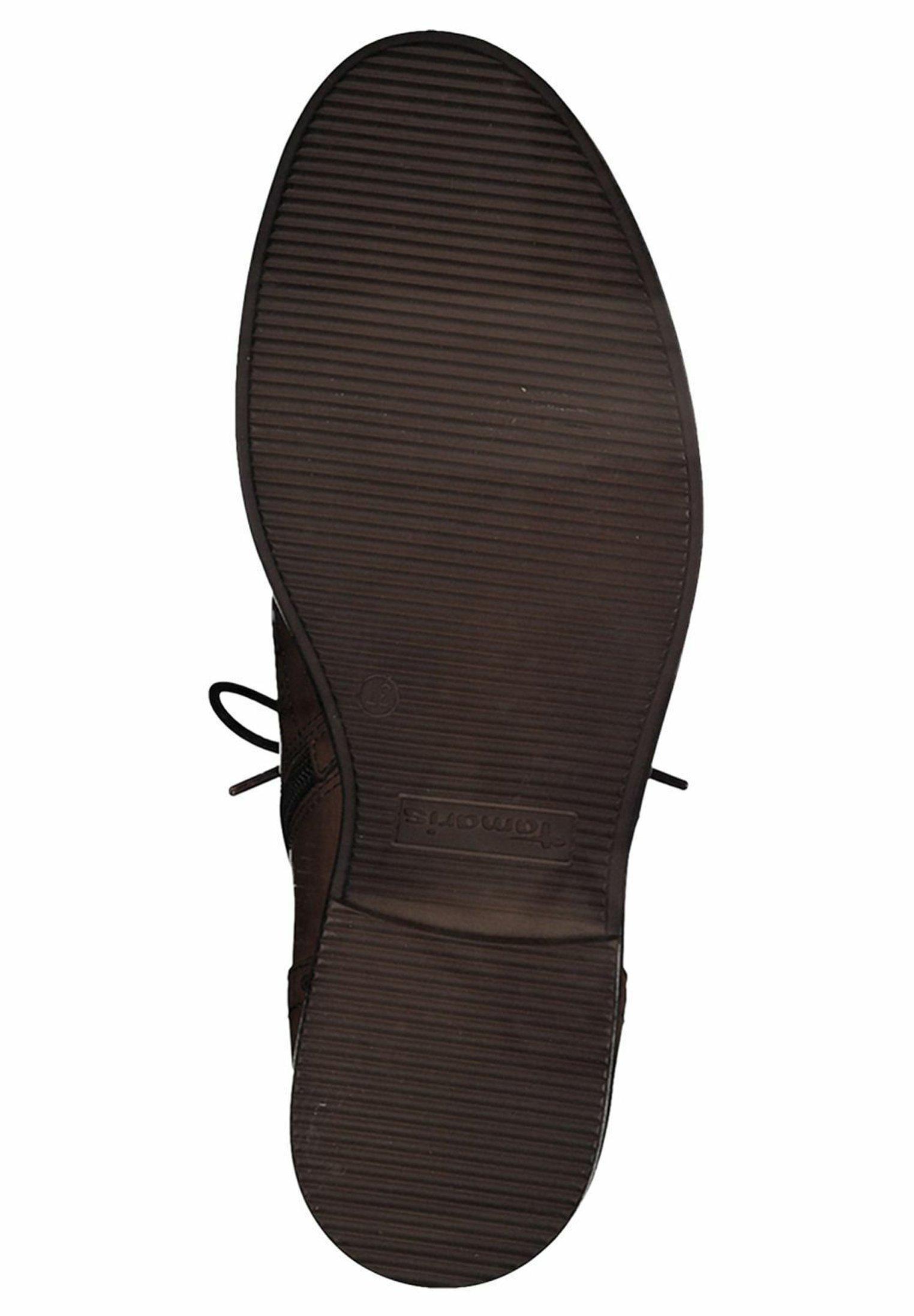 Tamaris Schnürstiefelette - cognac | Damen Schuhe 2020
