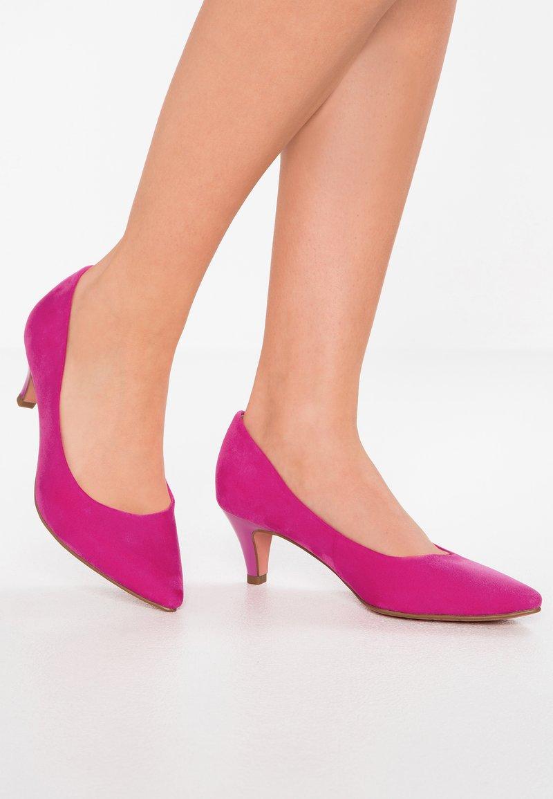 Tamaris - Classic heels - fuxia