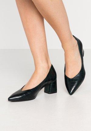 Classic heels - bottle