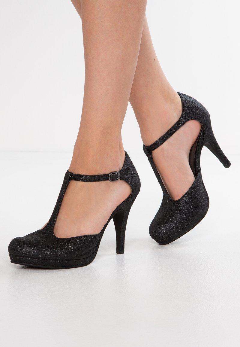 Tamaris - High heels - black glam