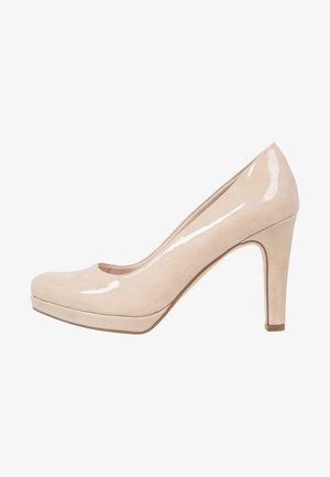 High heels - dune