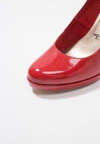 Tamaris - High Heel Pumps - chili - 2